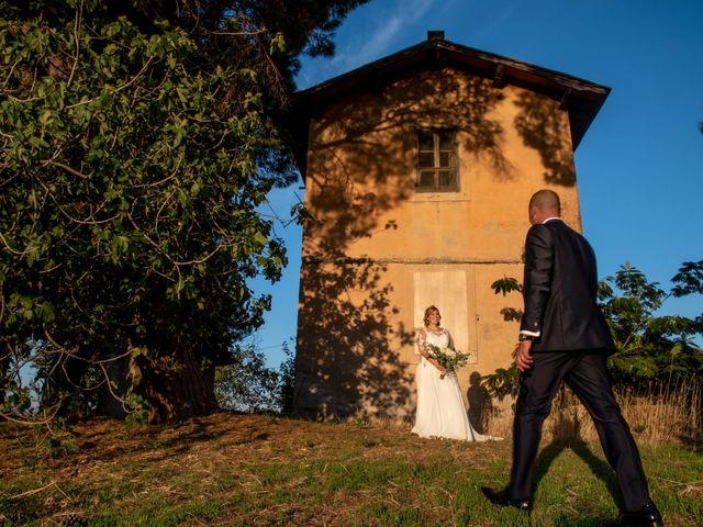 Il matrimonio di Helena e David a Roma, Roma 44