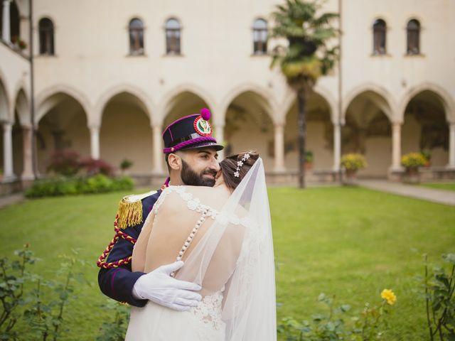 Il matrimonio di Francesco e Vania a Padova, Padova 15