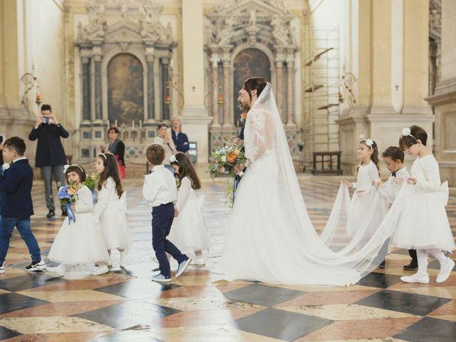 Il matrimonio di Francesco e Vania a Padova, Padova 17