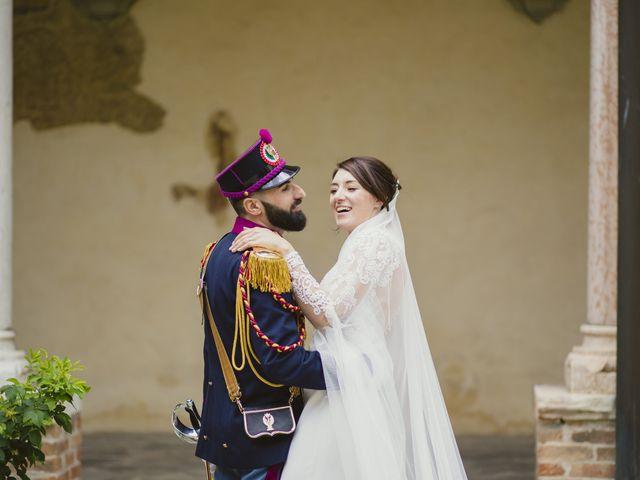 Il matrimonio di Francesco e Vania a Padova, Padova 19