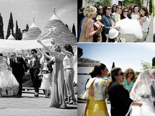Il matrimonio di Mara e Mino a Alberobello, Bari 5
