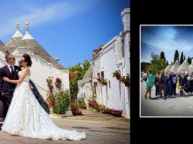 Il matrimonio di Mara e Mino a Alberobello, Bari 8