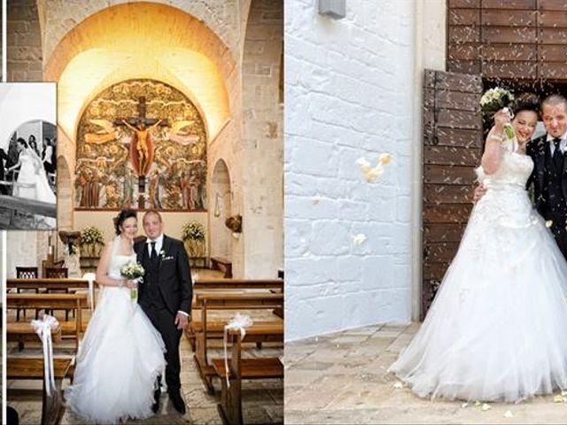 Il matrimonio di Mara e Mino a Alberobello, Bari 26