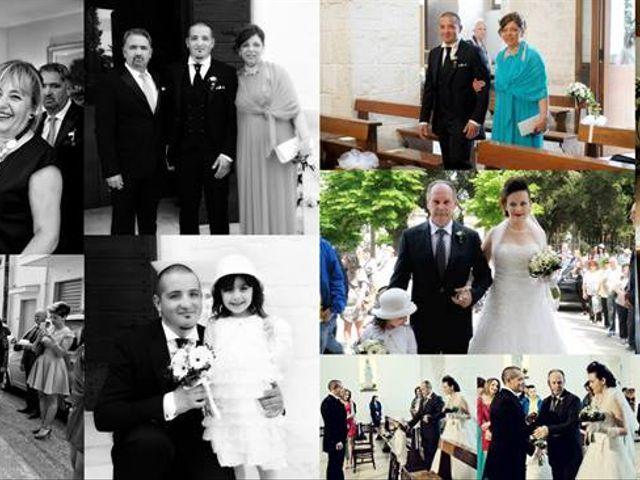 Il matrimonio di Mara e Mino a Alberobello, Bari 27