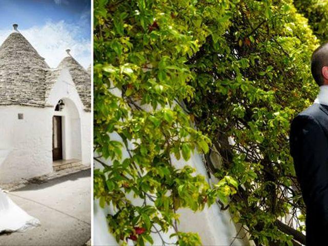 Il matrimonio di Mara e Mino a Alberobello, Bari 28