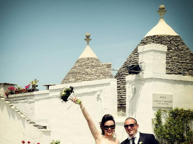 Il matrimonio di Mara e Mino a Alberobello, Bari 32