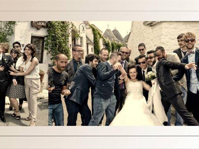 Il matrimonio di Mara e Mino a Alberobello, Bari 35