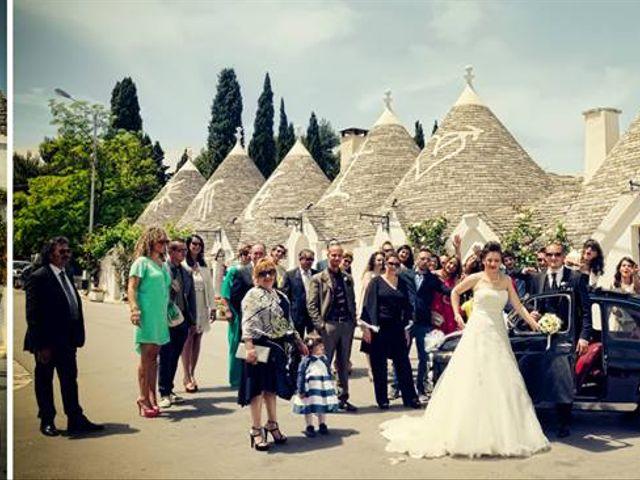 Il matrimonio di Mara e Mino a Alberobello, Bari 39
