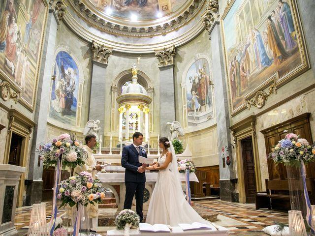 Il matrimonio di Stefano e Marilia a Monza, Monza e Brianza 19