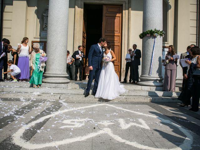 Il matrimonio di Stefano e Marilia a Monza, Monza e Brianza 29