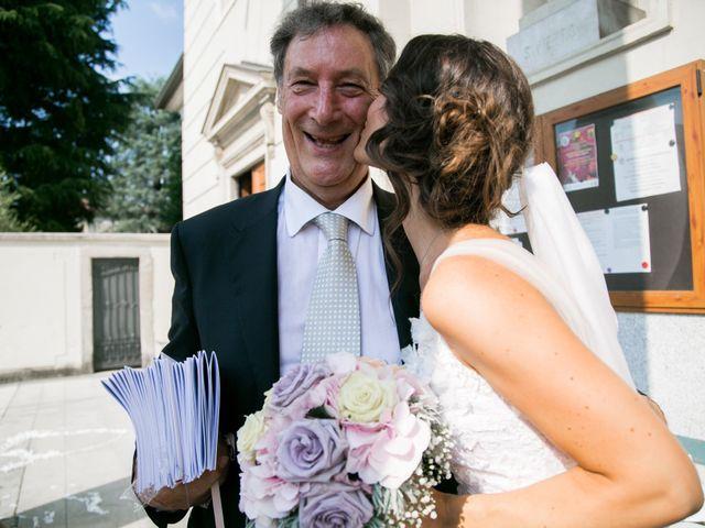 Il matrimonio di Stefano e Marilia a Monza, Monza e Brianza 30