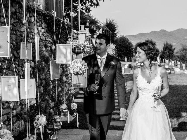 Il matrimonio di Stefano e Marilia a Monza, Monza e Brianza 36