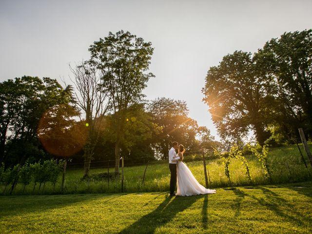 Il matrimonio di Stefano e Marilia a Monza, Monza e Brianza 46