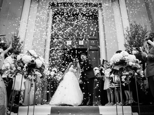 Le nozze di Giuseppe e Annamaria