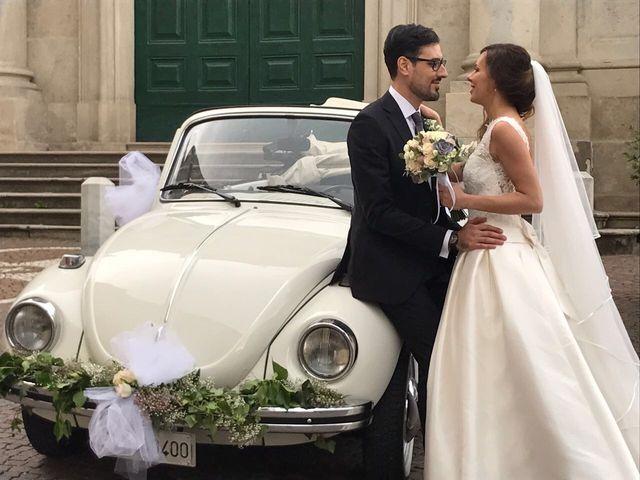 Le nozze di Sara e Gonzalo