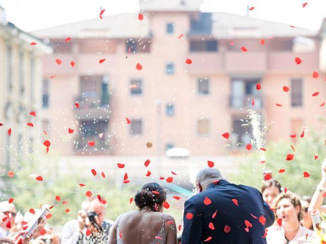 Il matrimonio di Alessandro e Simona a San Giuliano Milanese, Milano 1