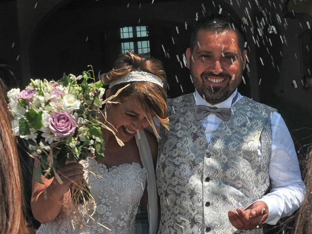 Il matrimonio di Fabio e Lisa a Massarosa, Lucca 7