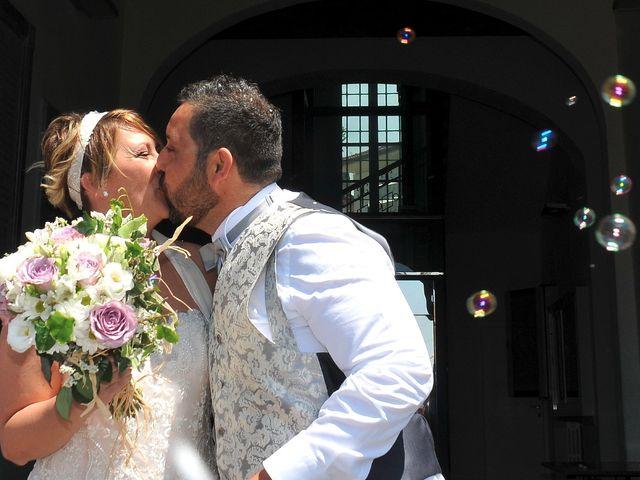 Il matrimonio di Fabio e Lisa a Massarosa, Lucca 8