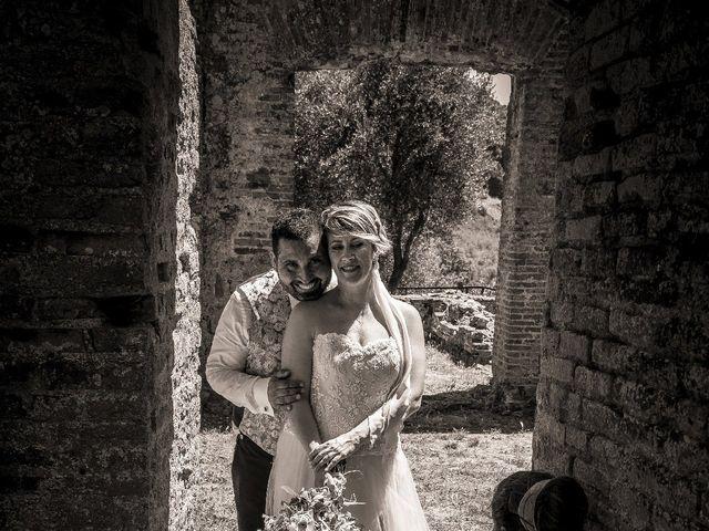 Il matrimonio di Fabio e Lisa a Massarosa, Lucca 11