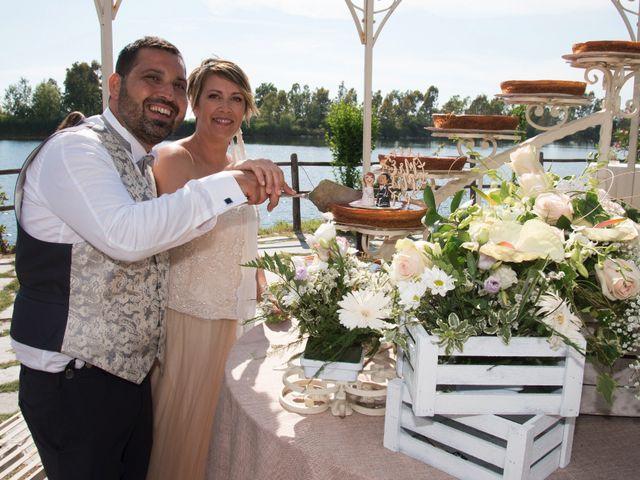 Il matrimonio di Fabio e Lisa a Massarosa, Lucca 18