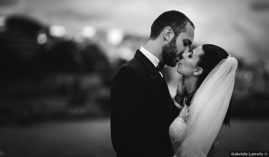 Il matrimonio di Diego e Laura a Rapallo, Genova