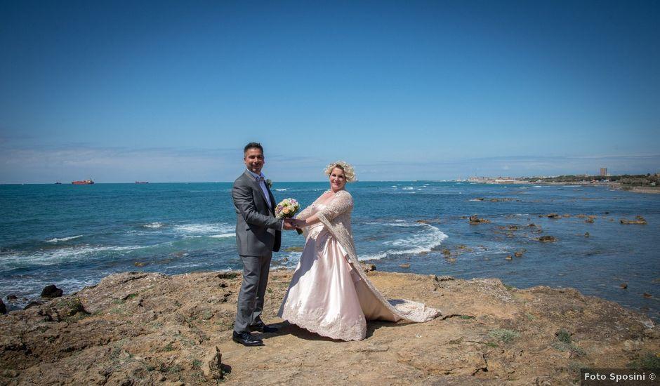Il matrimonio di Domenico e Silvia a Livorno, Livorno