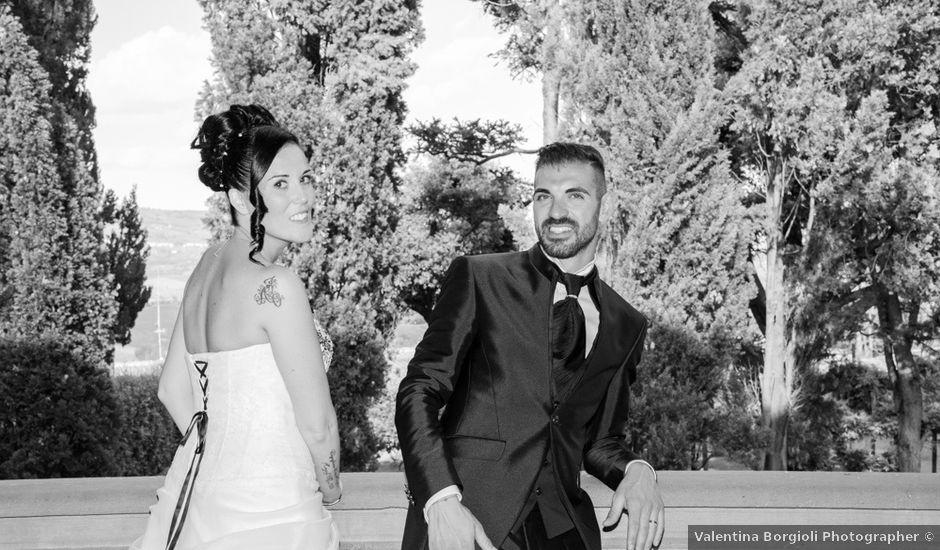 Il matrimonio di Angelo e Anna a Empoli, Firenze