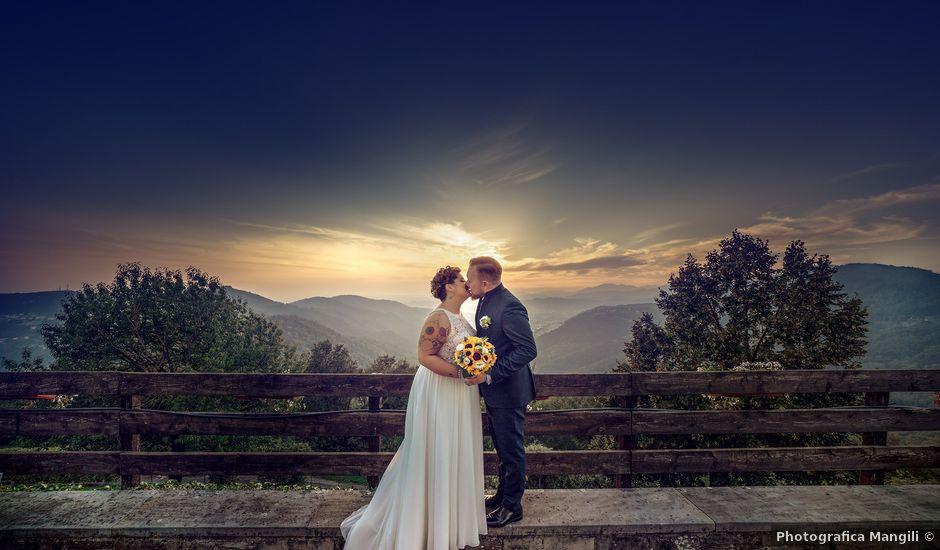 Il matrimonio di Nadir e Francesca a Villongo, Bergamo