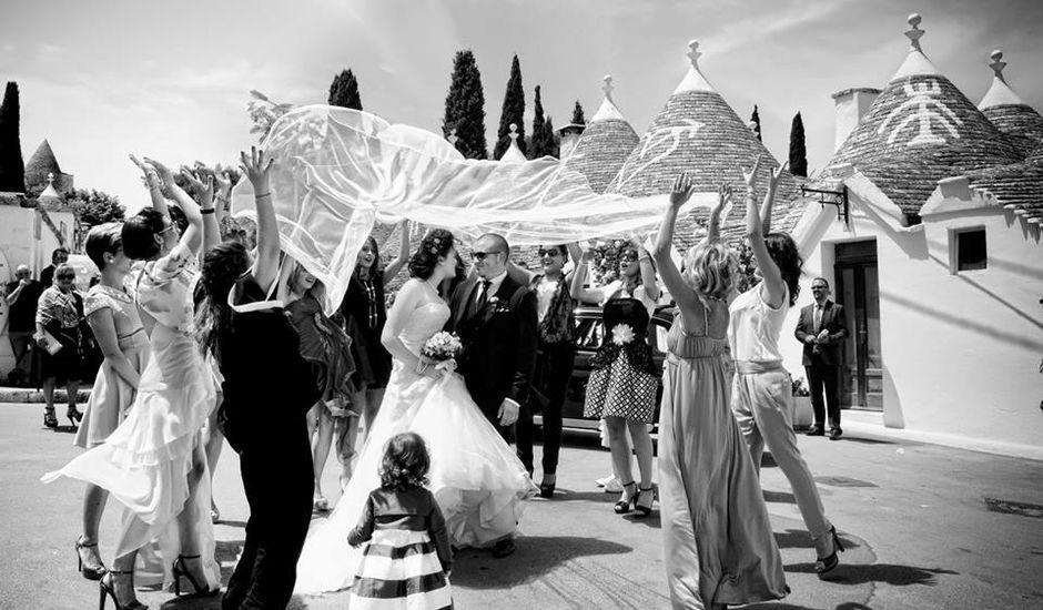 Il matrimonio di Mara e Mino a Alberobello, Bari