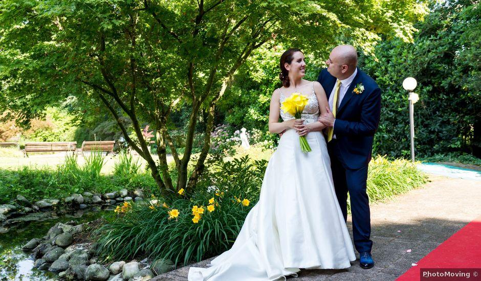 Il matrimonio di Alessandro e Simona a San Giuliano Milanese, Milano
