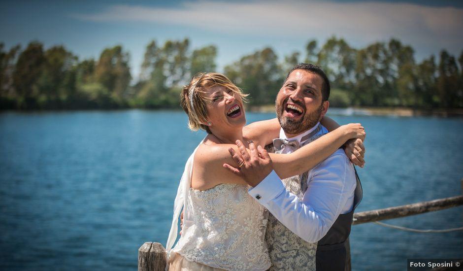 Il matrimonio di Fabio e Lisa a Massarosa, Lucca