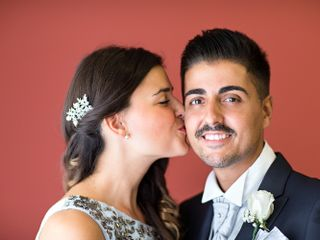 Le nozze di Simona e Christian 3