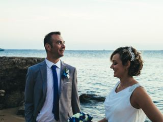 Le nozze di Federica e Luca