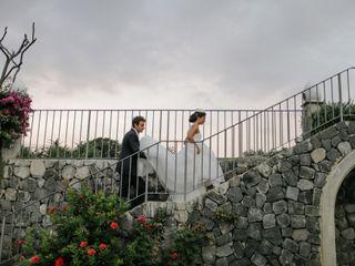 Le nozze di Giuliana e Vincenzo