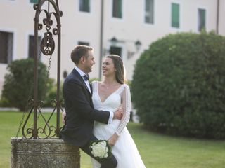 Le nozze di Stefania e Simon
