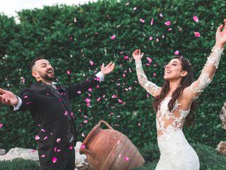 Le nozze di Gessica e Radu