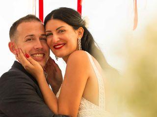 Le nozze di Noemi e Andrea