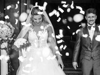 Le nozze di Alessia e Claude