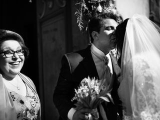 Le nozze di Giuseppe e Fabiola 2
