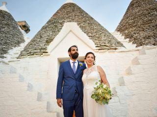 Le nozze di Matteo e Rosamaria