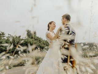 Le nozze di Samantha e Luca