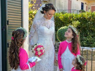 le nozze di Sveva e Carmelo 1