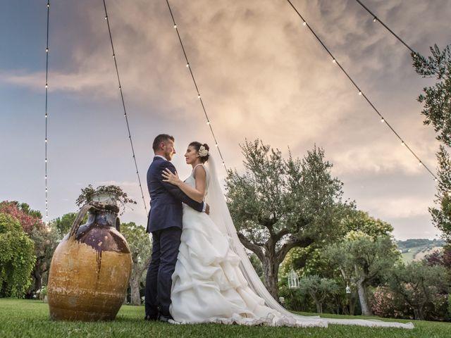 Il matrimonio di Andrea e Stefania a Grottammare, Ascoli Piceno 30
