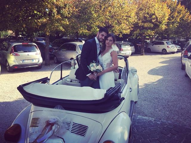 Il matrimonio di Federico e Maila a Roma, Roma 2