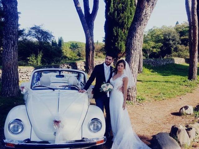 Il matrimonio di Federico e Maila a Roma, Roma 11