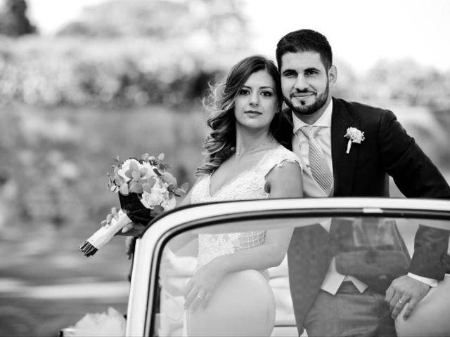 Il matrimonio di Federico e Maila a Roma, Roma 13