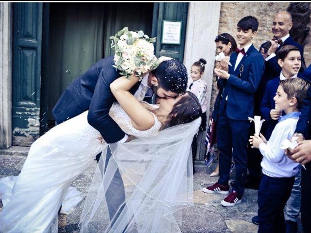 Il matrimonio di Federico e Maila a Roma, Roma 16