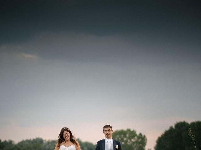 Il matrimonio di Davide e Michela a Collecchio, Parma 22