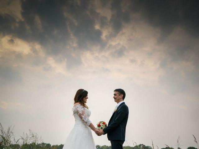 Il matrimonio di Davide e Michela a Collecchio, Parma 23