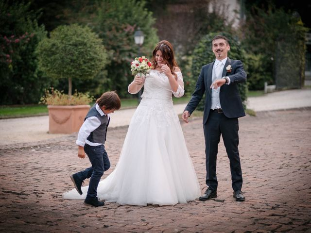 Il matrimonio di Davide e Michela a Collecchio, Parma 27